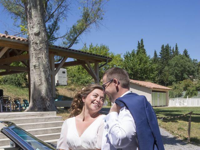 Le mariage de Erwan et Anna à Lussas, Ardèche 8