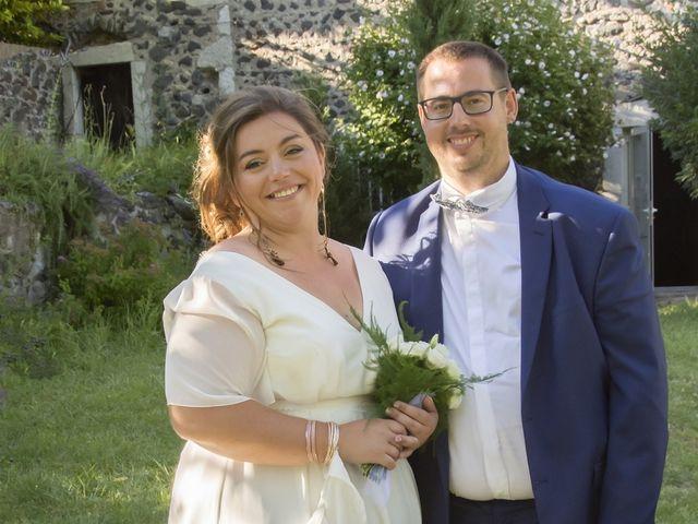 Le mariage de Erwan et Anna à Lussas, Ardèche 9