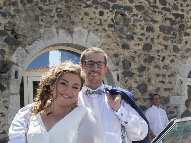 Le mariage de Erwan et Anna à Lussas, Ardèche 12