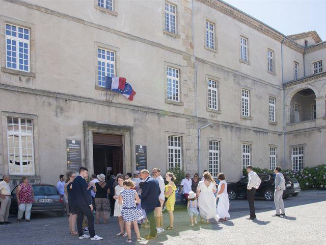 Le mariage de Erwan et Anna à Lussas, Ardèche 14