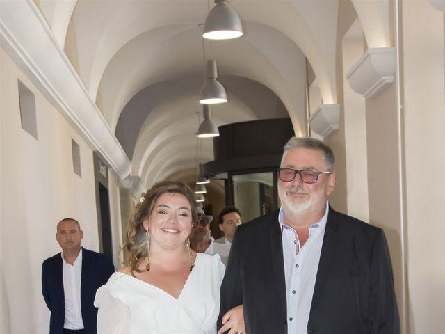 Le mariage de Erwan et Anna à Lussas, Ardèche 15