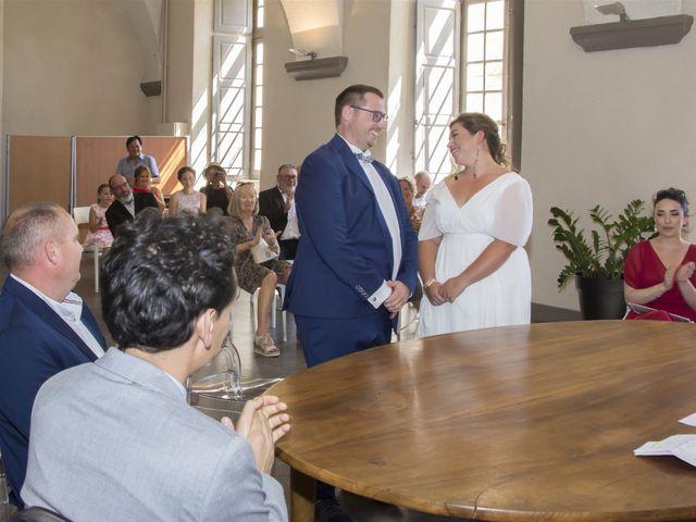 Le mariage de Erwan et Anna à Lussas, Ardèche 16