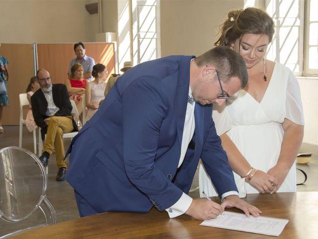 Le mariage de Erwan et Anna à Lussas, Ardèche 18