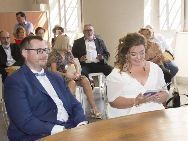 Le mariage de Erwan et Anna à Lussas, Ardèche 19