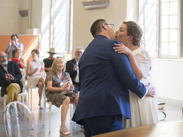 Le mariage de Erwan et Anna à Lussas, Ardèche 20