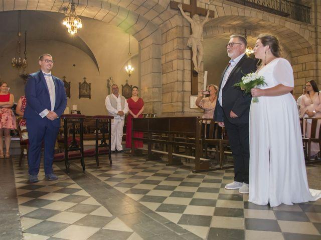 Le mariage de Erwan et Anna à Lussas, Ardèche 21