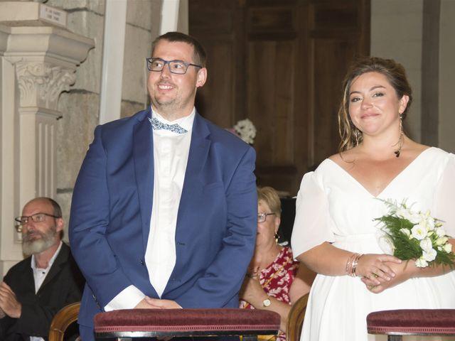 Le mariage de Erwan et Anna à Lussas, Ardèche 23