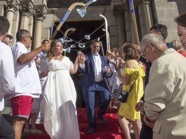 Le mariage de Erwan et Anna à Lussas, Ardèche 26