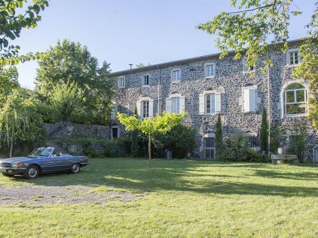 Le mariage de Erwan et Anna à Lussas, Ardèche 29