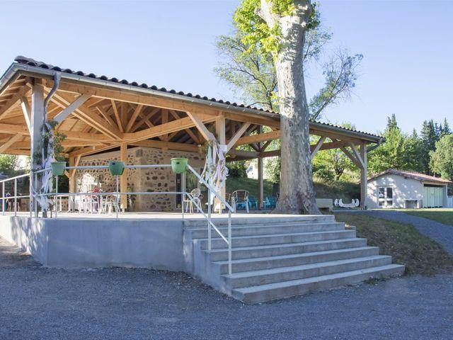 Le mariage de Erwan et Anna à Lussas, Ardèche 30