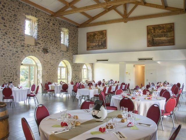 Le mariage de Erwan et Anna à Lussas, Ardèche 31