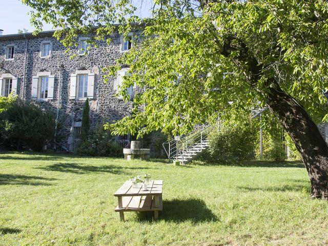 Le mariage de Erwan et Anna à Lussas, Ardèche 32