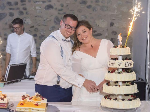 Le mariage de Erwan et Anna à Lussas, Ardèche 42