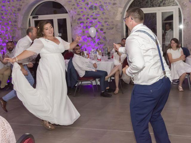 Le mariage de Erwan et Anna à Lussas, Ardèche 43