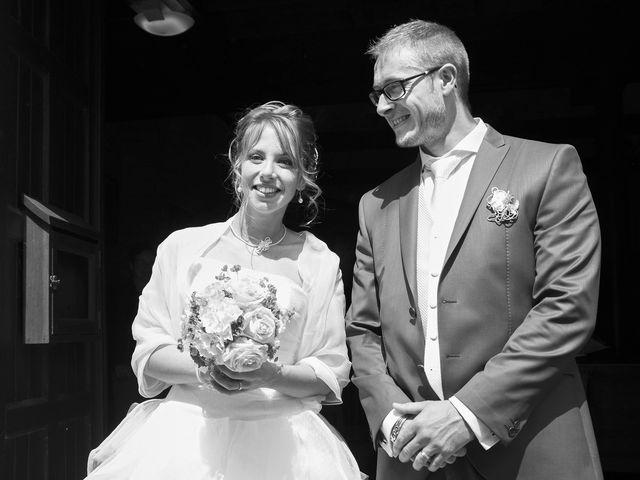Le mariage de Fabien et Hélène à Beauchamps, Somme 16