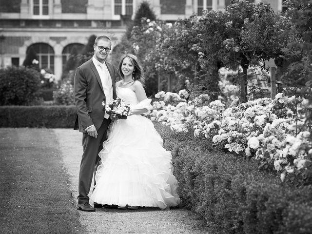 Le mariage de Fabien et Hélène à Beauchamps, Somme 36