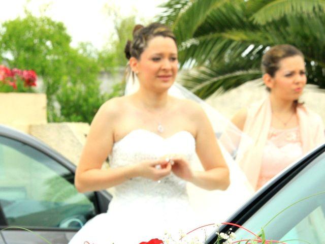 Le mariage de Jérémy et Cassandra à Vauvert, Gard 4