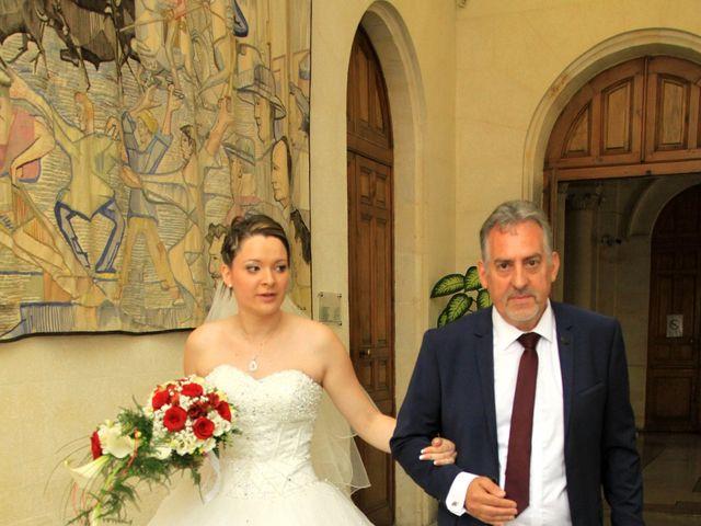 Le mariage de Jérémy et Cassandra à Vauvert, Gard 6