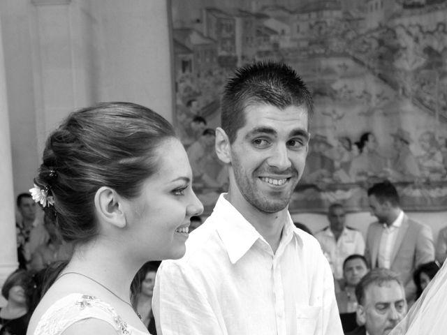 Le mariage de Jérémy et Cassandra à Vauvert, Gard 8