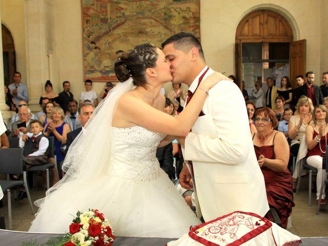 Le mariage de Jérémy et Cassandra à Vauvert, Gard 1