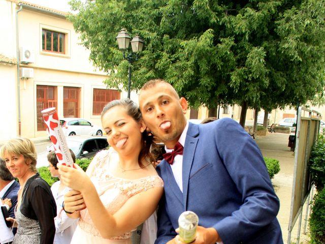 Le mariage de Jérémy et Cassandra à Vauvert, Gard 11