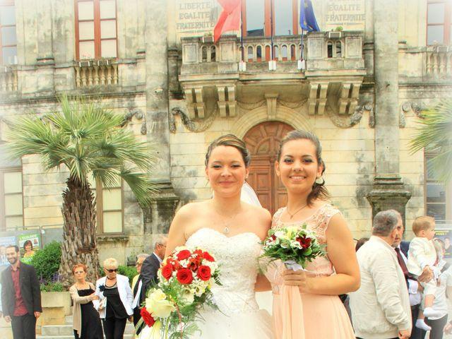 Le mariage de Jérémy et Cassandra à Vauvert, Gard 16