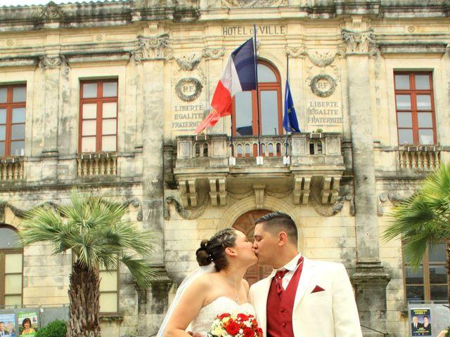 Le mariage de Jérémy et Cassandra à Vauvert, Gard 18