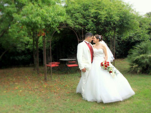 Le mariage de Jérémy et Cassandra à Vauvert, Gard 21