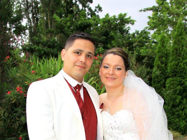 Le mariage de Jérémy et Cassandra à Vauvert, Gard 23