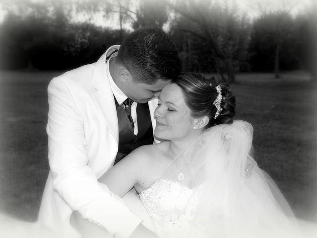 Le mariage de Jérémy et Cassandra à Vauvert, Gard 25