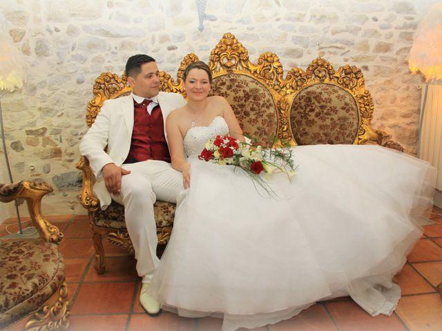 Le mariage de Jérémy et Cassandra à Vauvert, Gard 32