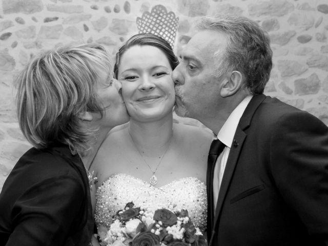 Le mariage de Jérémy et Cassandra à Vauvert, Gard 34