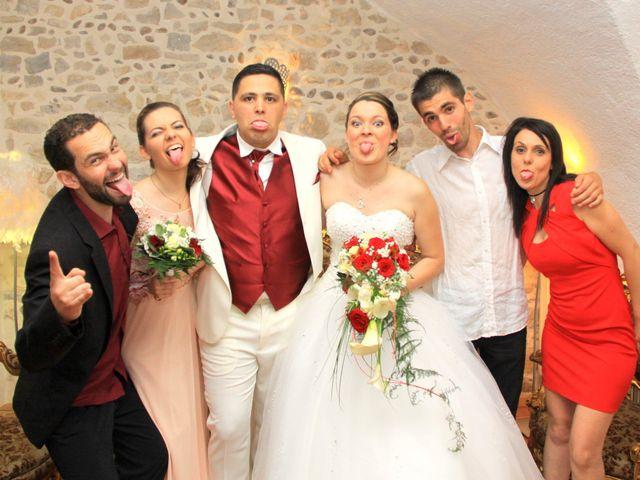 Le mariage de Jérémy et Cassandra à Vauvert, Gard 36