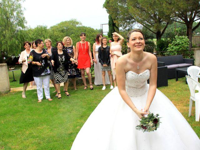 Le mariage de Jérémy et Cassandra à Vauvert, Gard 42
