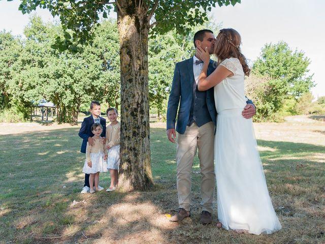 Le mariage de Sébastien et Alexandra à Chémeré, Loire Atlantique 2