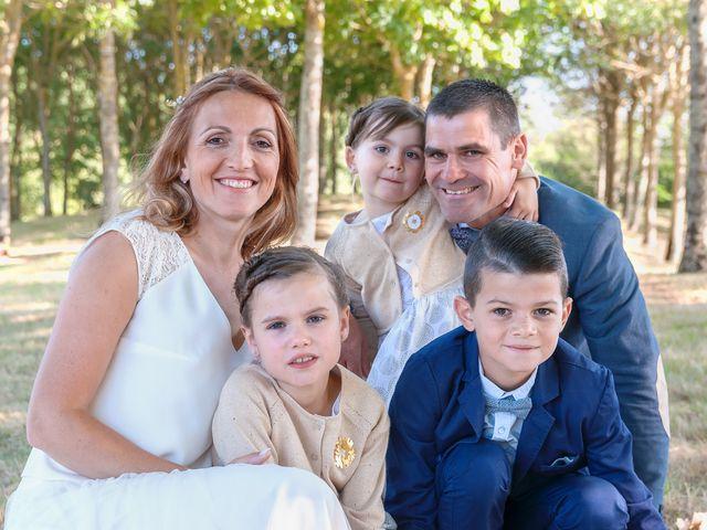 Le mariage de Sébastien et Alexandra à Chémeré, Loire Atlantique 8