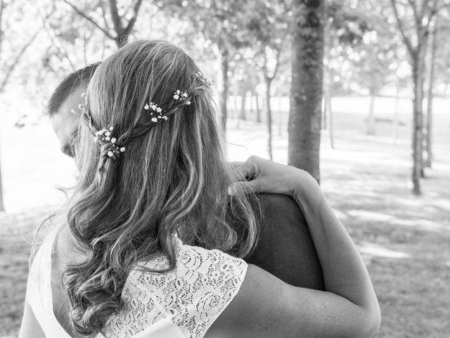 Le mariage de Sébastien et Alexandra à Chémeré, Loire Atlantique 9
