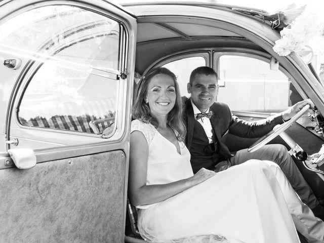 Le mariage de Sébastien et Alexandra à Chémeré, Loire Atlantique 12