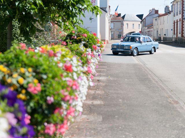 Le mariage de Sébastien et Alexandra à Chémeré, Loire Atlantique 14