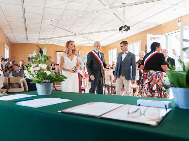 Le mariage de Sébastien et Alexandra à Chémeré, Loire Atlantique 16