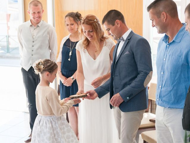Le mariage de Sébastien et Alexandra à Chémeré, Loire Atlantique 17