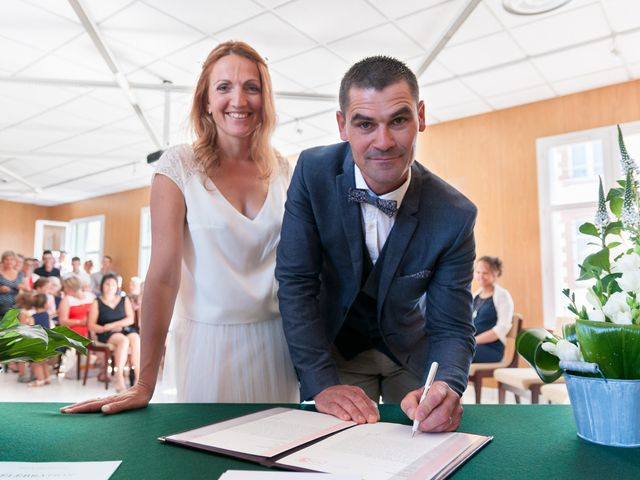 Le mariage de Sébastien et Alexandra à Chémeré, Loire Atlantique 18