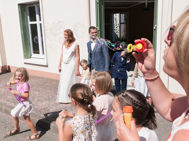 Le mariage de Sébastien et Alexandra à Chémeré, Loire Atlantique 19