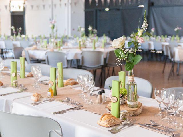 Le mariage de Sébastien et Alexandra à Chémeré, Loire Atlantique 26