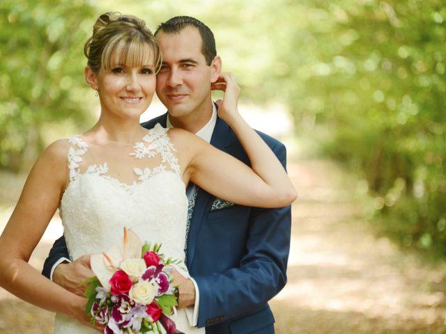 Le mariage de Stéphanie et Pierre-Yves