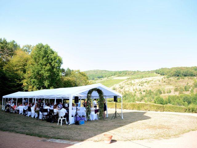Le mariage de Pierre-Yves et Stéphanie à Quincié-en-Beaujolais, Rhône 63