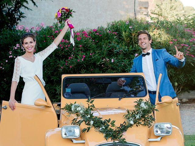 Le mariage de Agathe et Pierre-Antoine