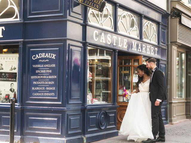 Le mariage de Nikolas et Esther à Saint-Germain-en-Laye, Yvelines 10