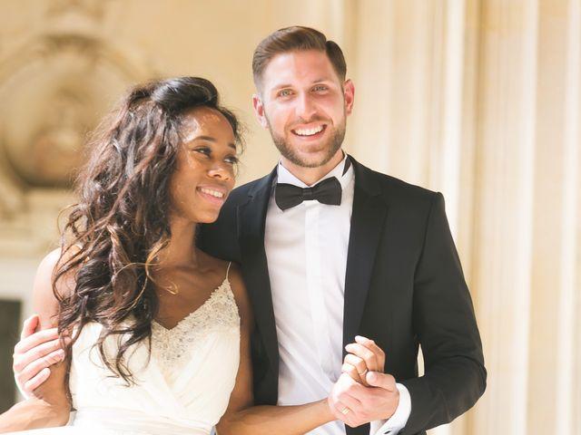 Le mariage de Esther et Nikolas
