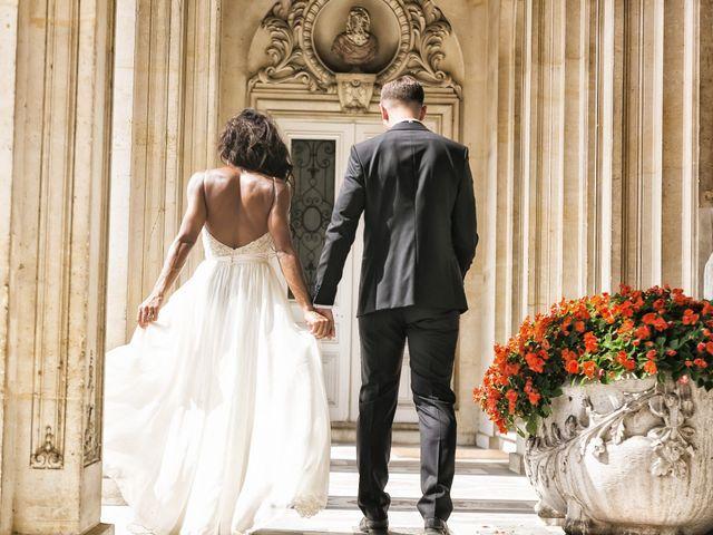 Le mariage de Nikolas et Esther à Saint-Germain-en-Laye, Yvelines 17